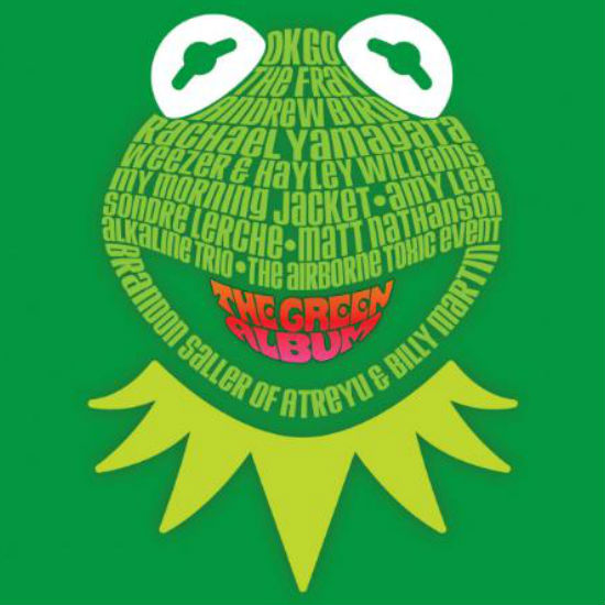 Muppets Green Album MAIN
