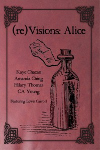 (re)Visions: Alice cover