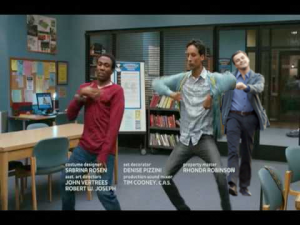 How about Troy and Abed and Leo