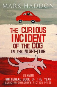"Cover ""Curious Incident of the Dog in the Night-Time"""