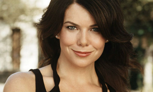 Ah dear Lorelai. Conversations with you would be a hoot. Yes a hoot! (image via midwesttvguy.com)