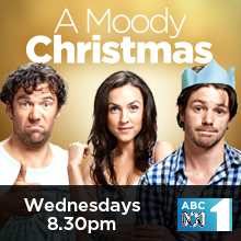 "On the 6th day of Christmas … I watched ""A Moody Christmas ..."