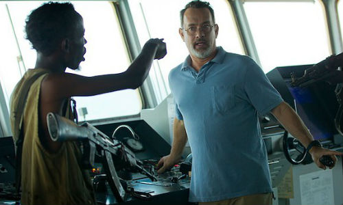 Captain Phillips the captain and Muse