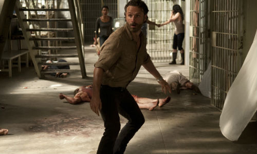 Farmer Rick is dead and Warrior Rick comes roaring back but without great cost (image via m.digitalspy.com)