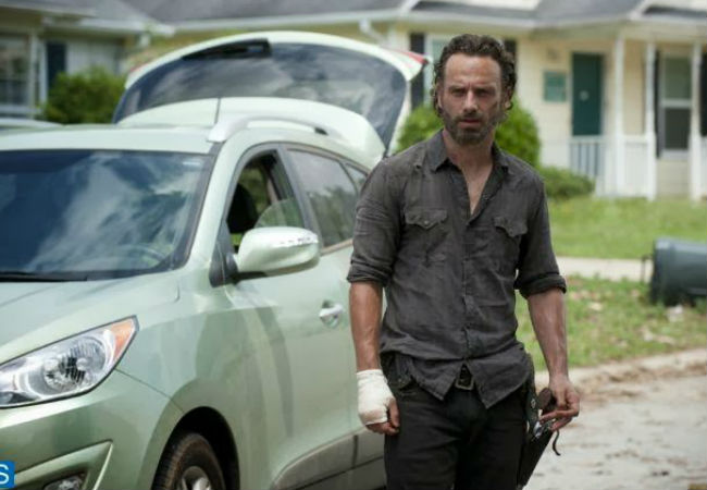 Great is the weight upon Rick, forced once again to make the tough decisions that must be made (image via carylbelgium.tumblr.com (c) AMC)