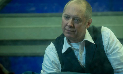 Make no mistake - Spader still looms large on the landscape of the show but The Blacklist is not as fundamentally dependent on his character as it I expected it to be (image via emag.co.uk (c) NBC)