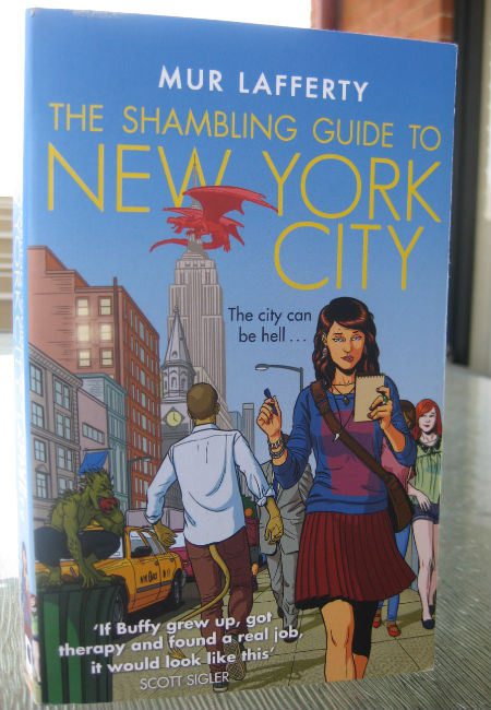 The Shambling Guide to New York City HERO