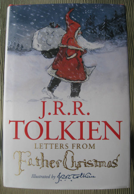 Father Christmas Letters Tolkien.Christmas Book Review Letters From Father Christmas By