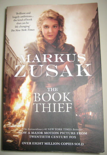 The Book Thief book review MAIN