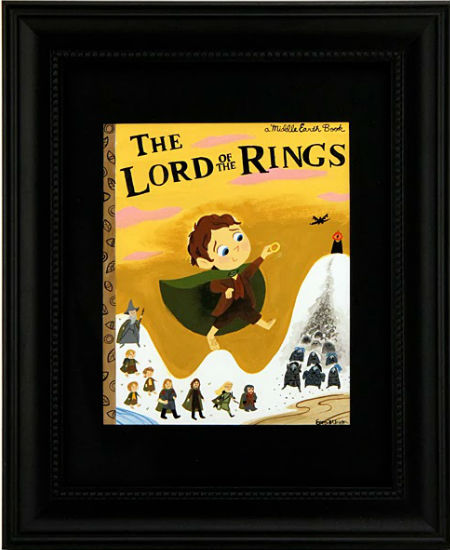 Lord of the Rings (image via superpunch.net (c) Eren Blanquet Unten)
