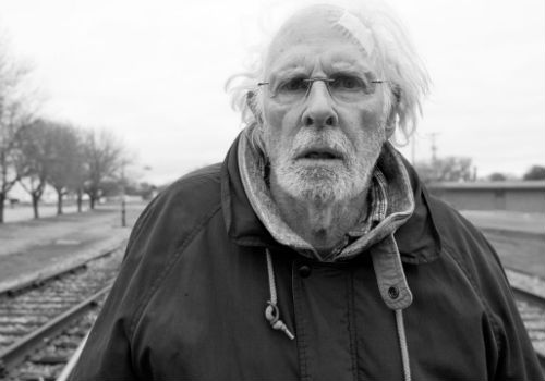 Woody (Bruce Dern) is a man seemingly beaten by life but his unexpected response to a form letter from a magazine promotions house, reveals that hope, no matter how misguided, springs eternal (image via soundandmotionmag.com)