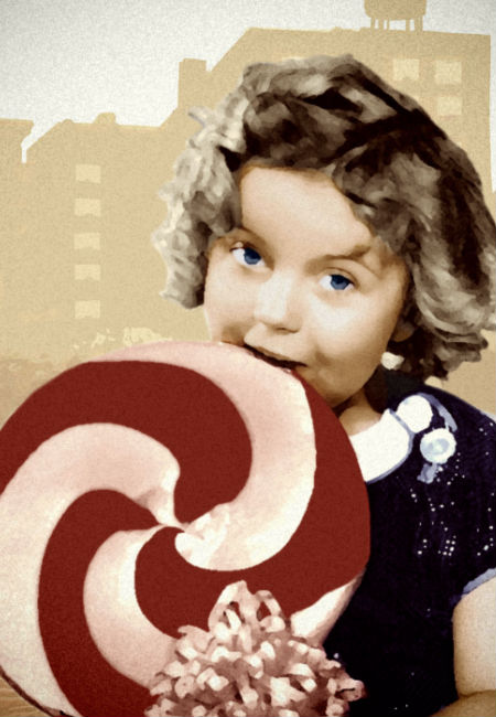 Shirley Temple On The Good Ship Lollipop Forever on the good ship