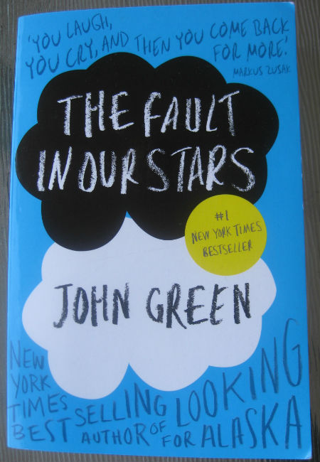 book review the fault in our stars by john green