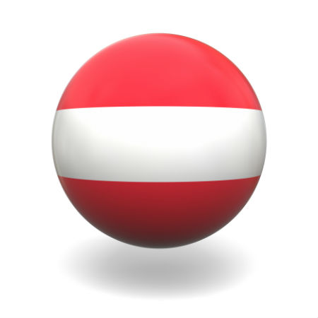 Eurovision Song Contest 2014 Austria flag
