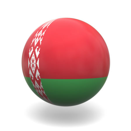 Eurovision Song Contest 2014 Belarus flag