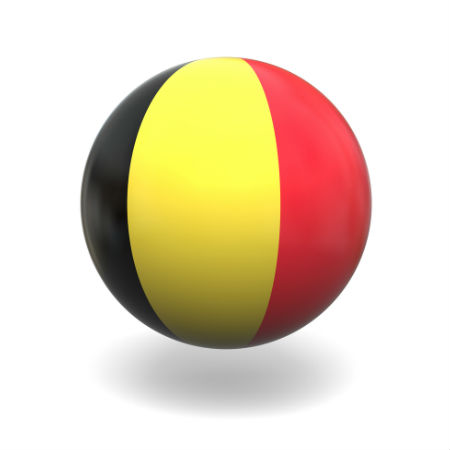 Eurovision Song Contest 2014 Belgium flag