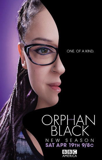 And Cosima is, of course, also One of a Kind (image via hypable.com)