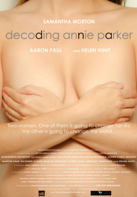 (image via Decoding Annie Parker official Facebook page)