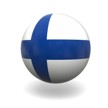 Eurovision Song Contest 2014 Finland flag