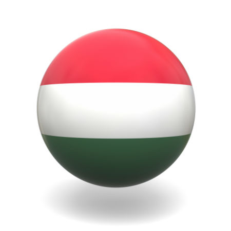 Eurovision Song Contest 2014 Hungary flag