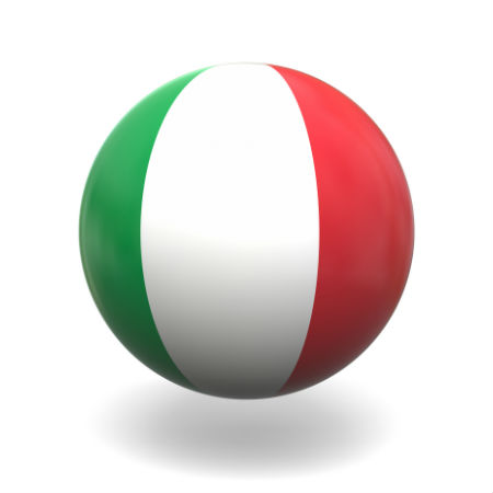 Eurovision Song Contest 2014 Italy flag