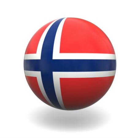 Eurovision Song Contest 2014 Norway flag