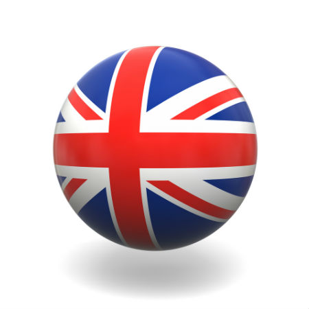 Eurovision Song Contest 2014 United Kingdom flag