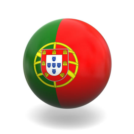 Eurovision Song Contest 2014 Week 5 Portugal flag