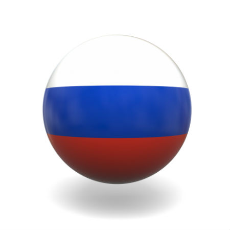 Eurovision Song Contest 2014 Week 5 Russia flag