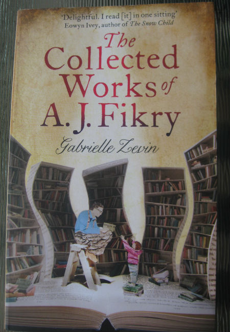 The Collected Works of AJ Fikry MAIN