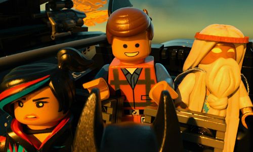 Emmet finds himself in the middle of an epic quest and it takes him a while to figure out that he has what it takes to be The Special (image via The Lego Movie official site)