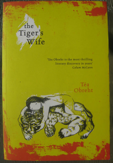 The Tiger's Wife book review MAIN