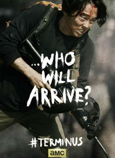 Glenn in the third poster released for the season 4 finale (image via Den of Geek)