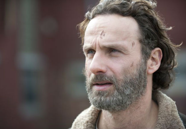 """Rick has a whole lot of things to deal with in """"A"""" and the will and wherewithall to take them on! (Image (c) Gene Page/AMC via seat42f.com)"""