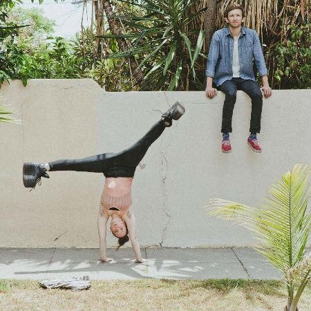 Sylvan Esso (image via official Sylvan Esso facebook site)