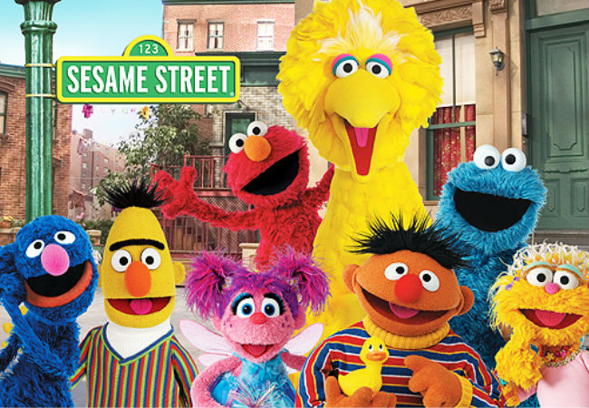 The beloved Sesame Street gang will be educationally adorable in half the time (image via Are They Old Enough (c) Children's Television Workshop)