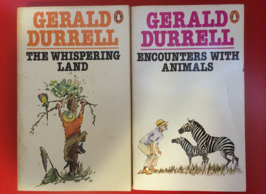 Ripd pages childhood Gerlad Durrell books 3