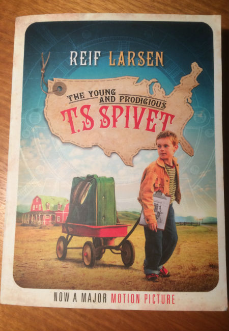 The Young and Prodigious TS Spivet book review MAIN