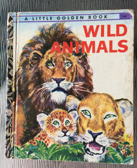 I have loved watching wildlife documentaries all my life and it's a fair bet this particular love affair had its genesis in books like this and Where Is the Bear?