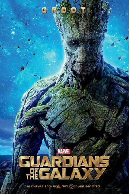 I am Groot in 15 languages MAIN