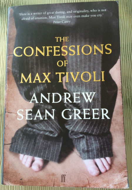 The Confessions of Max Tivoli review MAIN