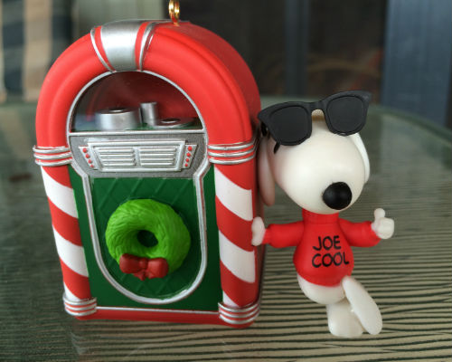 Snoopy aka Joe Cool (from my collection)