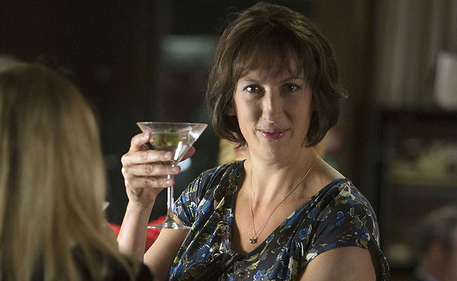Here's to you Miranda! You gave the rest of us the chance to admit that while seldom get life as right as we'd like it to be, and have more than a few embarrassing skeletons, and fruit friends in our closet, that we are still loveable people who are wonderful people worth caring about (image (c) BBC via Popinsomniacs)