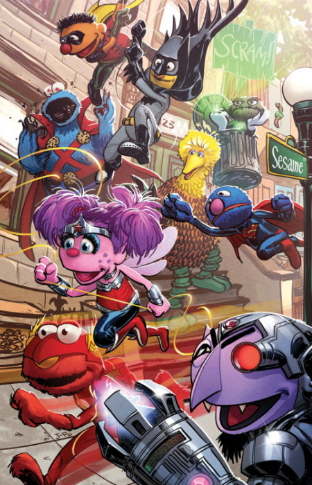 I loved The Justice League cartoons as a kid; how much more awesome would they be as Muppets? Ridiculously awesome that's what! (image via JoopaDoops Deviant Art page (c) Justin Ponsor)