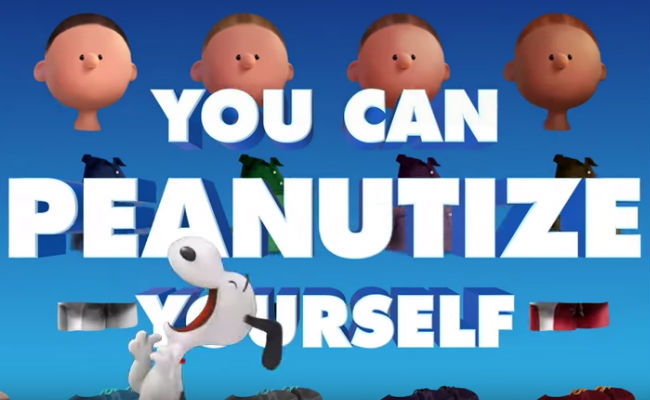 (image via YouTube (c) The Peanuts Movie)