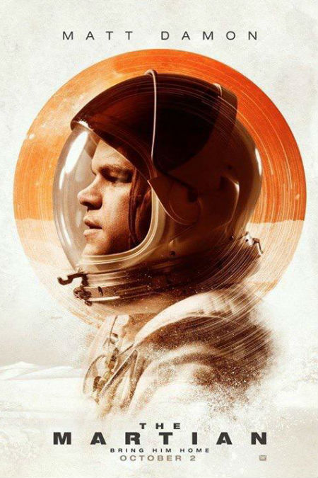 The Martian movie review MAIN
