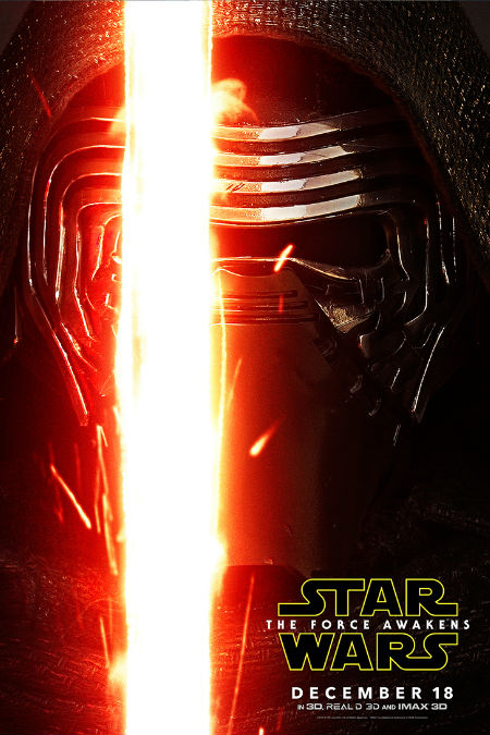 Kylo Ren (image via Laughing Squid (c) Lucasfilm/Disney)