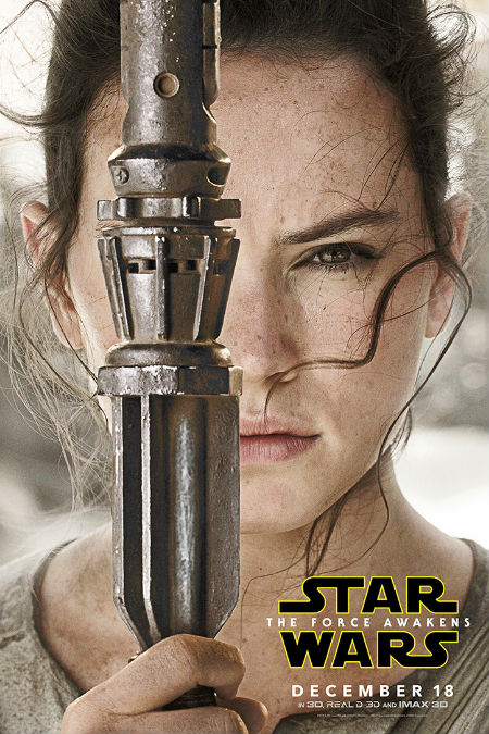 Rey (image via Laughing Squid (c) Lucasfilm/Disney)