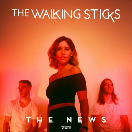 The Walking Sticks (Photo by Sloane Tucker Graphics by Patrick Maxwell & Brian Collins via official The Walking Sticks Facebook page)