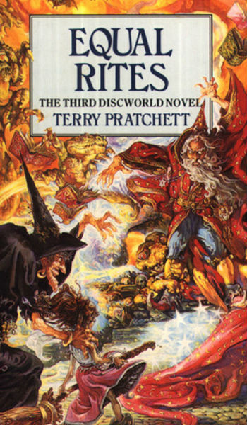 A beginners guide to Terry Pratchetts Discworld Equal Rites
